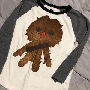 Chewbacca long sleeve